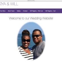 Wedding Lakiya & Will