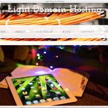 Light Domain Hosting